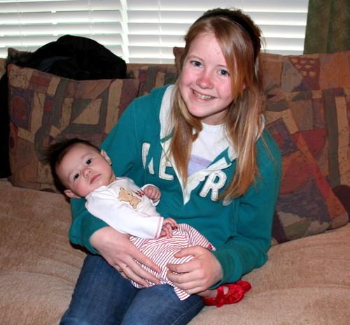Victoria & Her Cousin Rhea