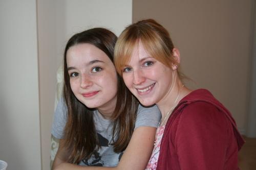 Emily & Allison